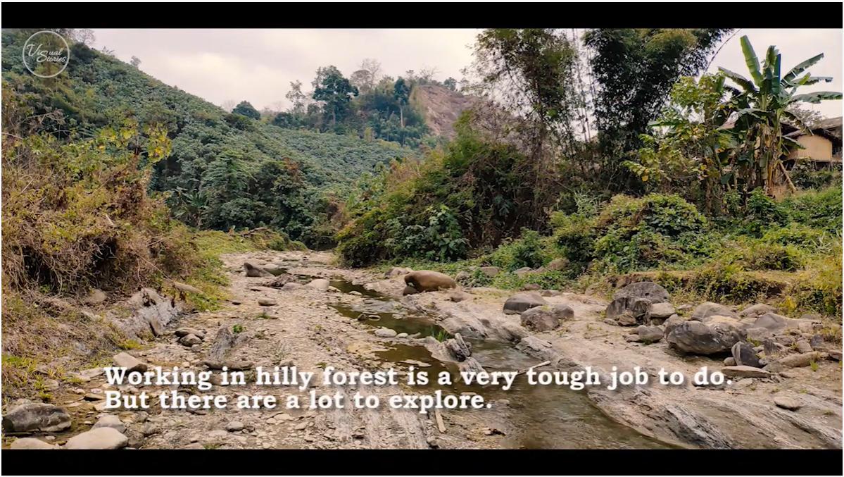 Limited Explored Rangamati